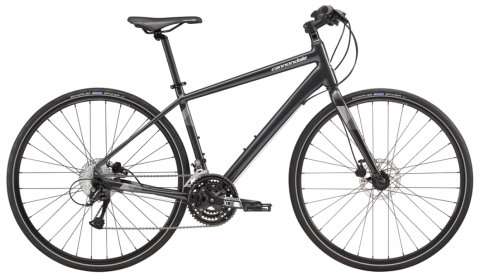 Cannondale Quick 5 Disc - Black