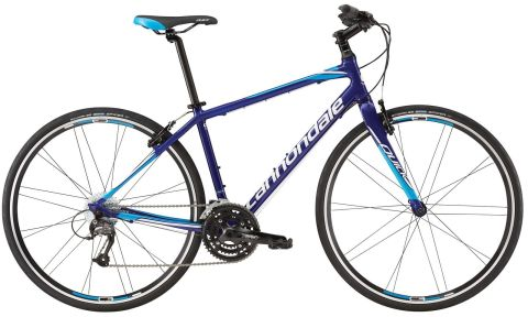 Cannondale Quick 4 Medium [Blue]