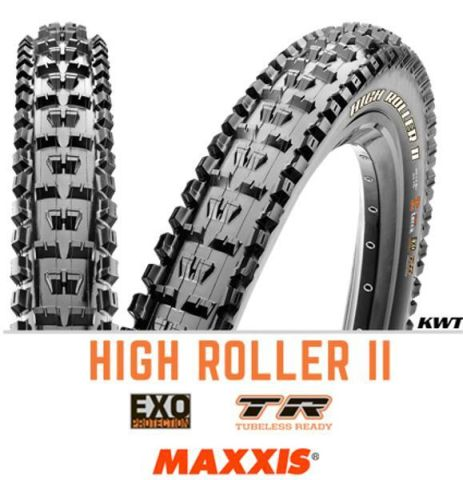 Maxxis High Roller 2 T/less Ready 26 x 2.30 Tyre