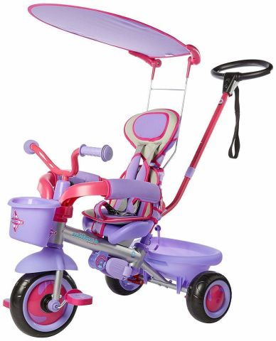 Trike Euro Ultima Canopy girls