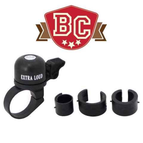 Bikecorp Alloy Ping Extra Loud Bell