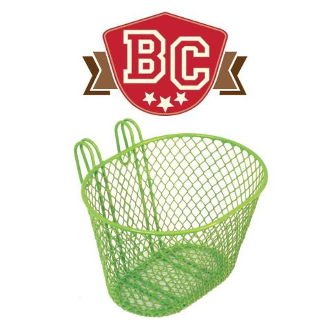 Kids Mesh Basket  Green