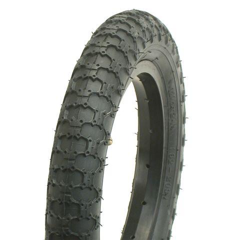 Bikecorp 12.5 x 2.125 Kids Bike Tyre - Black