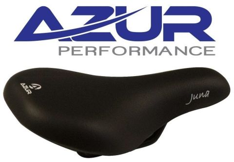 Kids Saddle Azur Pro Range Juna -Black