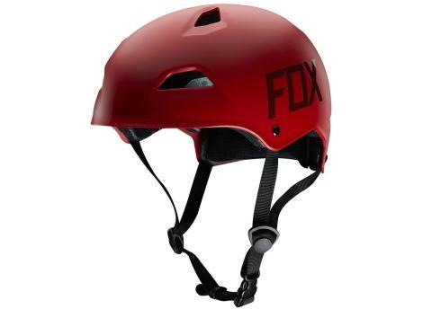 Fox Flight HS Helmet -Red  M