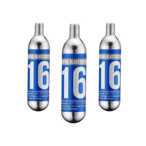 Pump Co2 Cartridge 16g 3 Set Giant