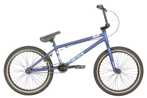 Haro Downtown DLX BMX - Blue