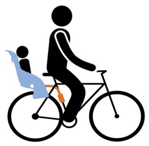 Baby Seat Thule Yepp Maxi Seat Post Mounted
