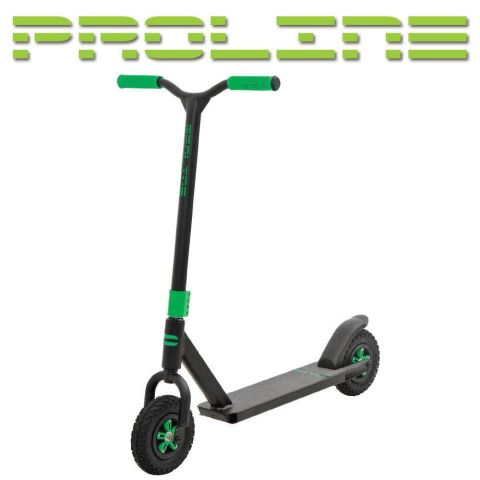 Proline Dirt Series Scooter Black/Green
