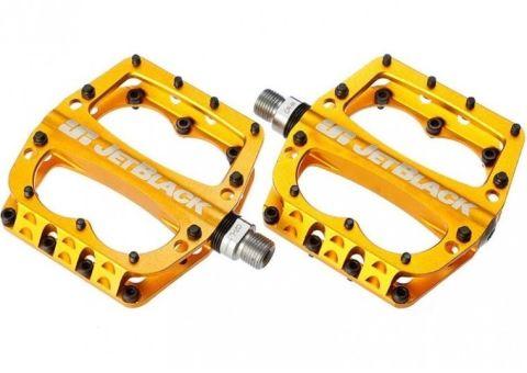 Jetblack Superlight MTB Pedals Low Profile Cromo Ax