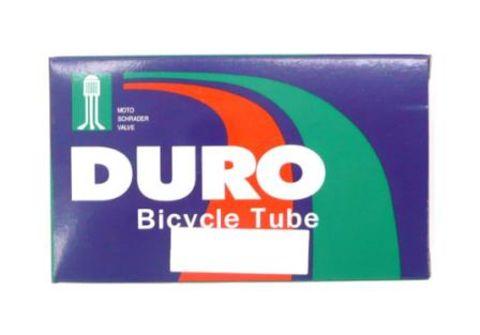 """Duro 18"""" x 1.75-2.125 Car Valve Tube"""