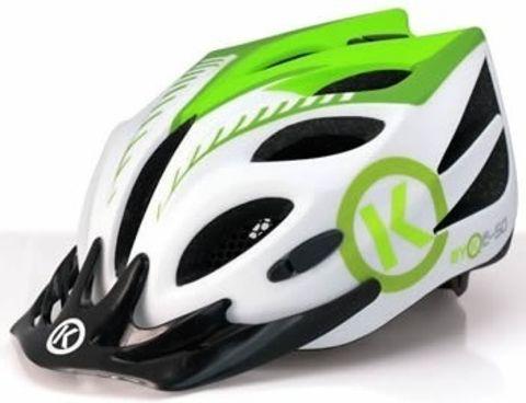 Byk E-50 Kids Helmet -Green  S 52-57cM