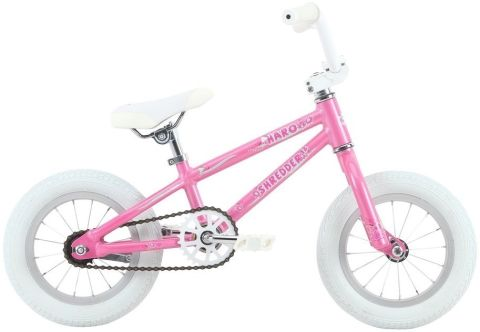 "12"" Haro Shredder Girls Bike - Pink"