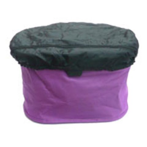 BPW Fabric Q/r Collapsible Front Basket