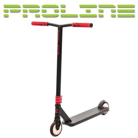 Proline L3 Series Scooter Black/Red