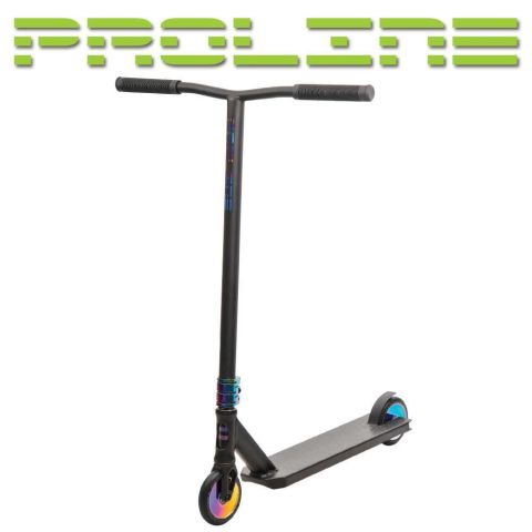 Proline L3 Series Scooter Black