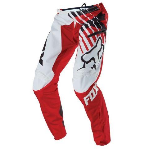 Fox Demo Savant DH Pants 2015 -Red  32