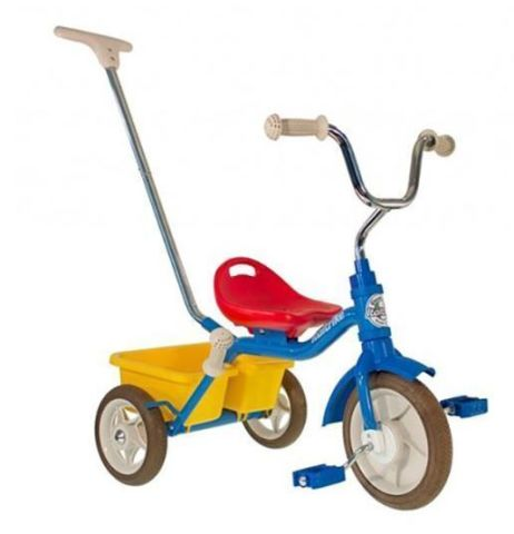 ItalTrike Passenger - Blue/Red/Yellow