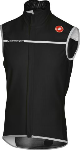 Castelli Perfetto Vest [Colour: Black] [Size: M]