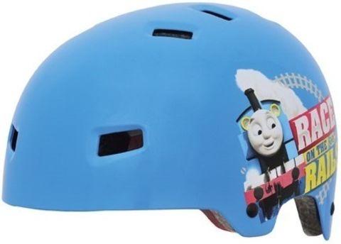 Azur Licensed Kids Helmet - Thomas the Tank Engine