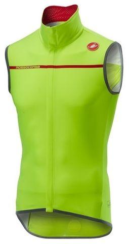 Castelli Perfetto Vest [Colour: Fluro Yellow] [Size