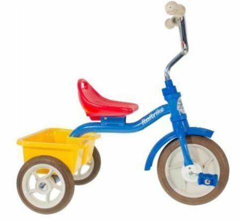 ItalTrike TranSporter - Blue/Red/Yellow
