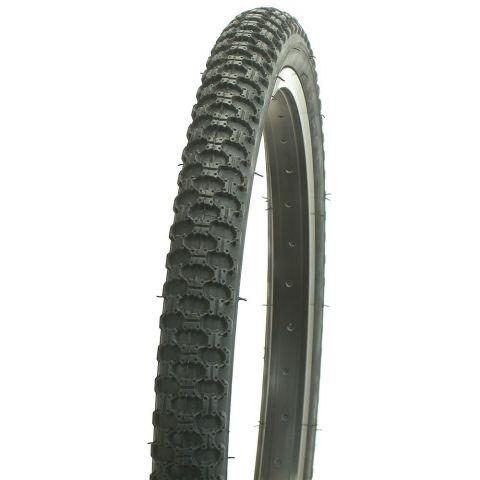 Bikecorp 20 x 2.125 Kids Bike Tyre - Black