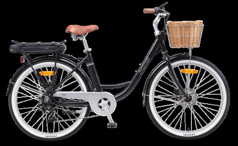 Xds E-Lectro Step Thru E-Bike