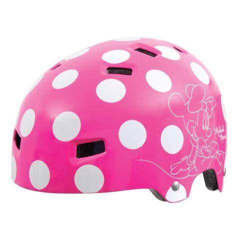 Azur Licensed Kids Helmet - Mini Mouse