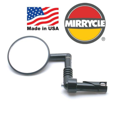 Mirrycle Bar End Fit Mirror for MTB/Hybrid Bikes