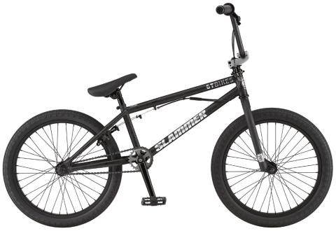 GT Slammer BMX - Black