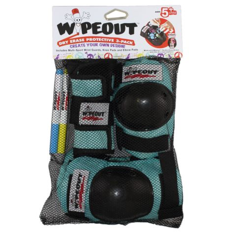 Guard Set Youth Wipeout Dry Erase 5 years+ -TeaL