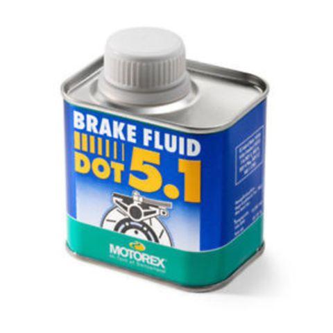 Motorex Dot 5.1 Brake Fluid 250ml