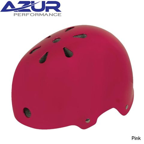 Azur U80 BMX Helmet - Pink - Small