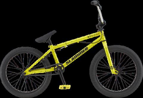 GT Slammer BMX - Yellow