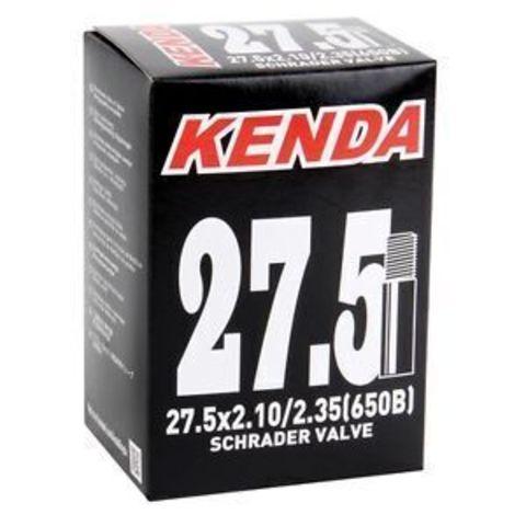 """Kenda 27.5"""" x 2.10-2.35 Tube Schrader Valve"""