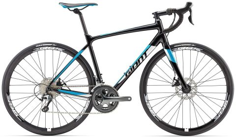 Giant Contend SL 2 Disc 2017 XS