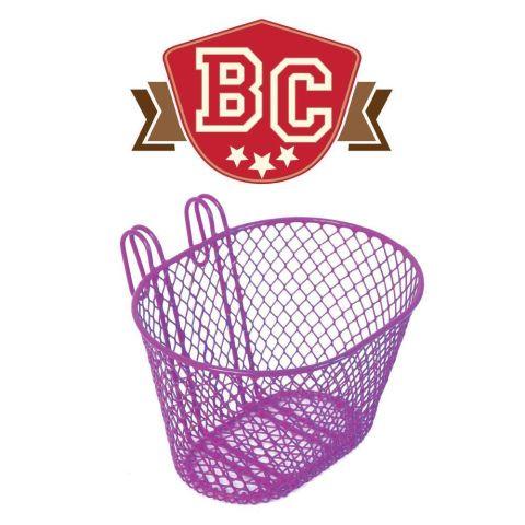 Kids Mesh Basket  Lavender