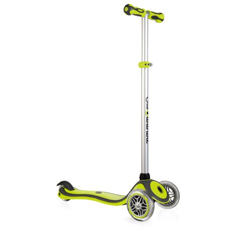 Globber Primo Plus Scooter - Green