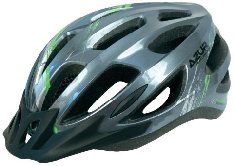 Azur L50 Helmet -Grey Splash  S