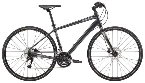 Cannondale Quick 5 Disc Large [Charcoal]