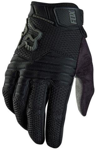 Fox Sidewinder Full Finger Gloves 2016 [Colour: Bla