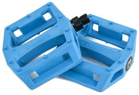 Pedal Bmx Mission Impulse Plastic Blue