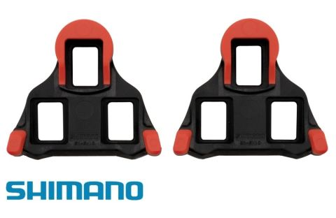 Shimano SM-SH10 SPD-SL Cleat - Red