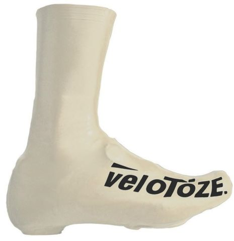 VeloToze Tall Shoe Covers - White - Small