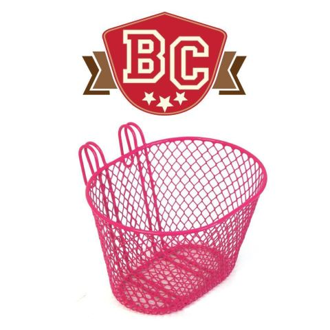 Kids Mesh Basket  Pink
