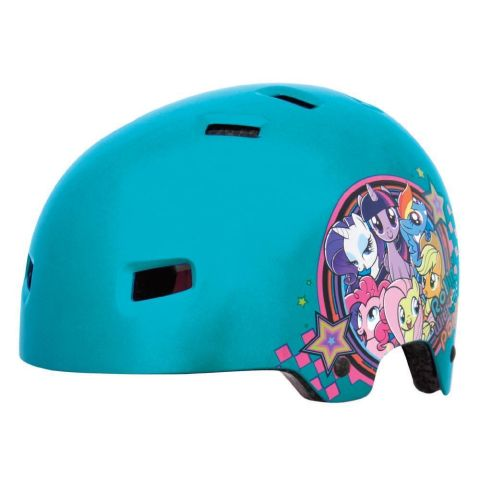 Azur Licensed Kids Helmet - My Little Pony