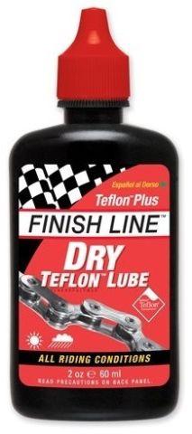 Lube Finish Line Dry Lube Teflon+ 2oz