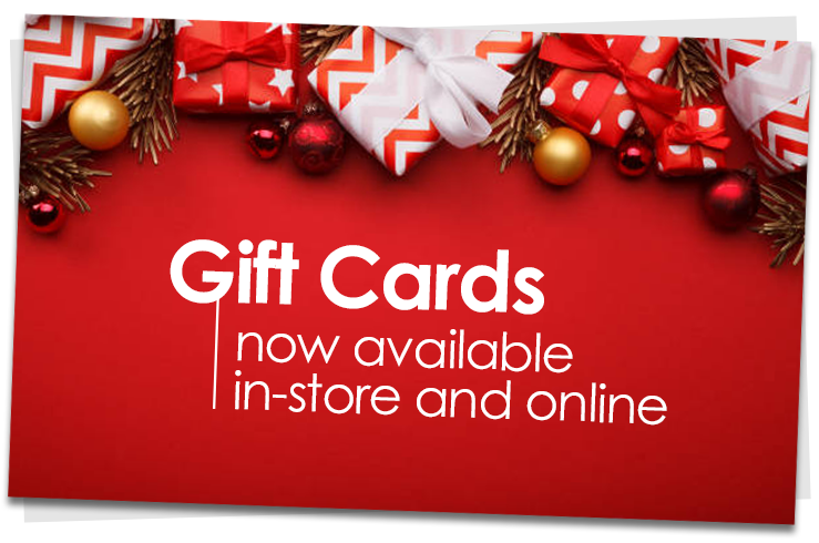 Xmas Promotion Gift Card Front