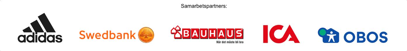 Partner logos frontpage